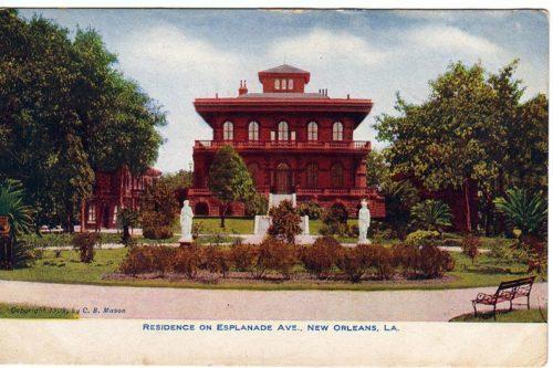Luling Mansion – Cassie Pruyn